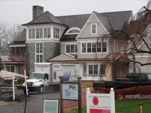 Pilli Custom Home on Aberdeen Creek - Home Spray Foam Insulation - 2