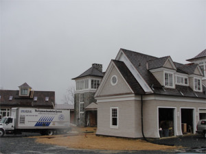 Pilli Custom Home on Aberdeen Creek - Home Spray Foam Insulation - 3