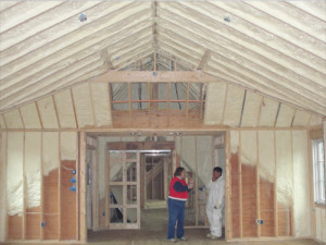 Pilli Custom Home on Aberdeen Creek - Home Spray Foam Insulation - 4