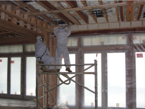 Pilli Custom Home on Aberdeen Creek - Home Spray Foam Insulation - 5